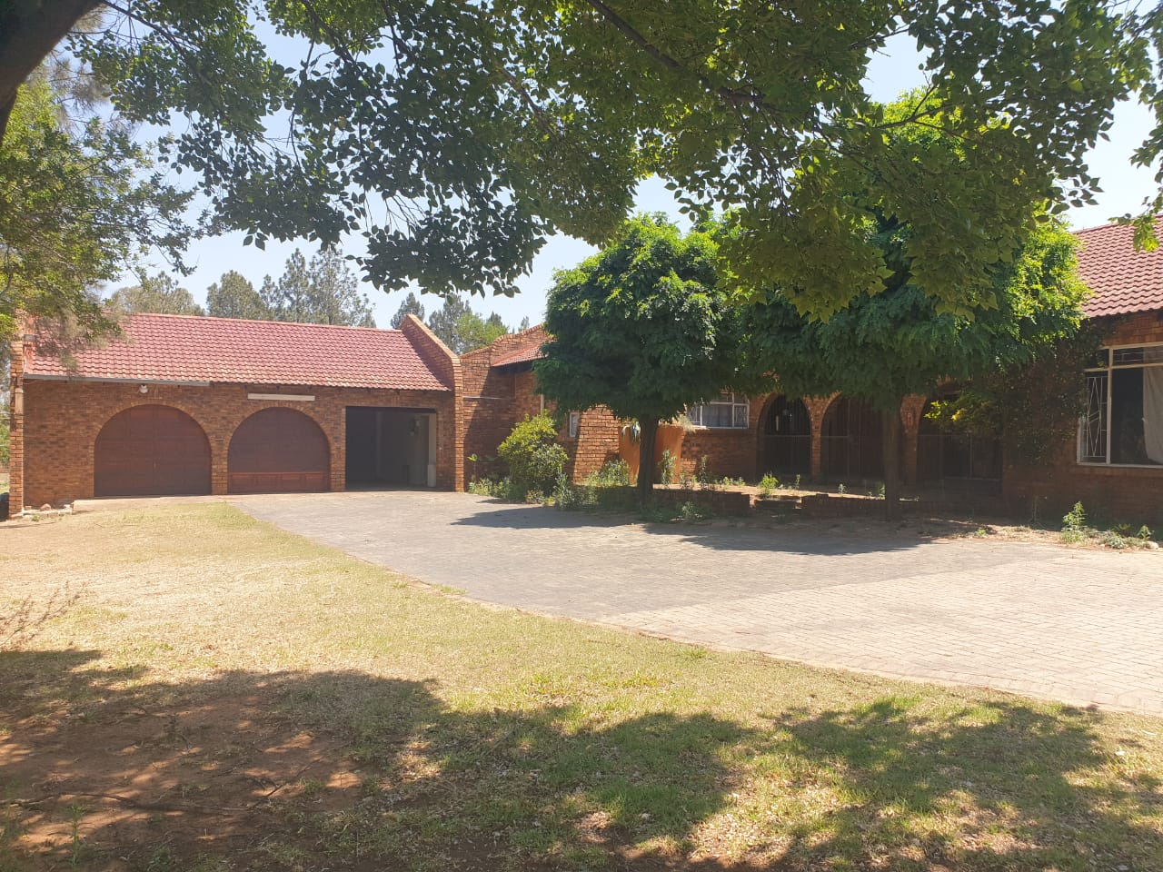 Mantevrede Small Holding for Sale